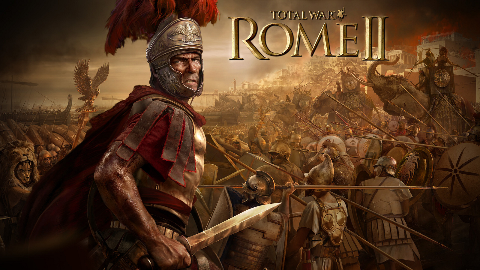 Rome II Total War by Creative Assembly